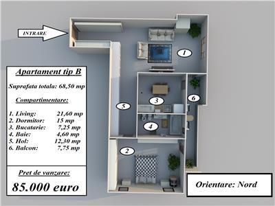 Cel mai complet complex rezidential